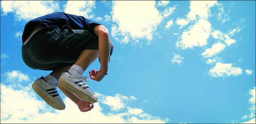 Jump by isnayper