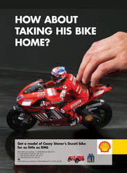 Shell MCO Ducati PWP Promo
