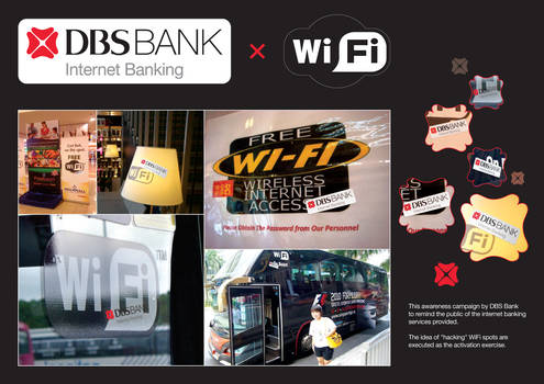 DBS Bank IB+WiFi Activation