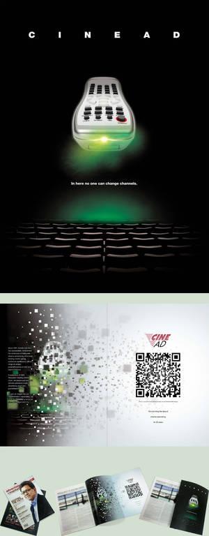 CineAd Corporate Branding