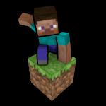 Steve pose 1 by blackoptics8