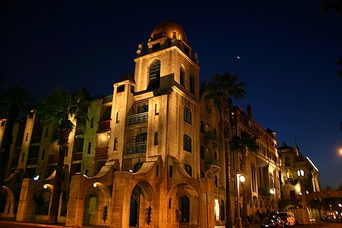Mission Inn, Riverside, CA by primalx