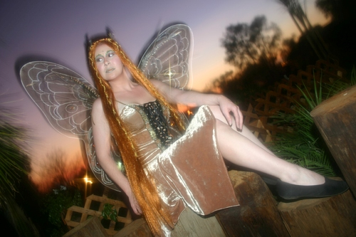 Illuminaria Summer Faerie by primalx