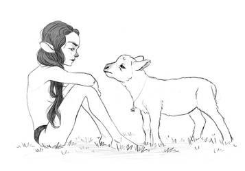 Ipad sketch by margieeee