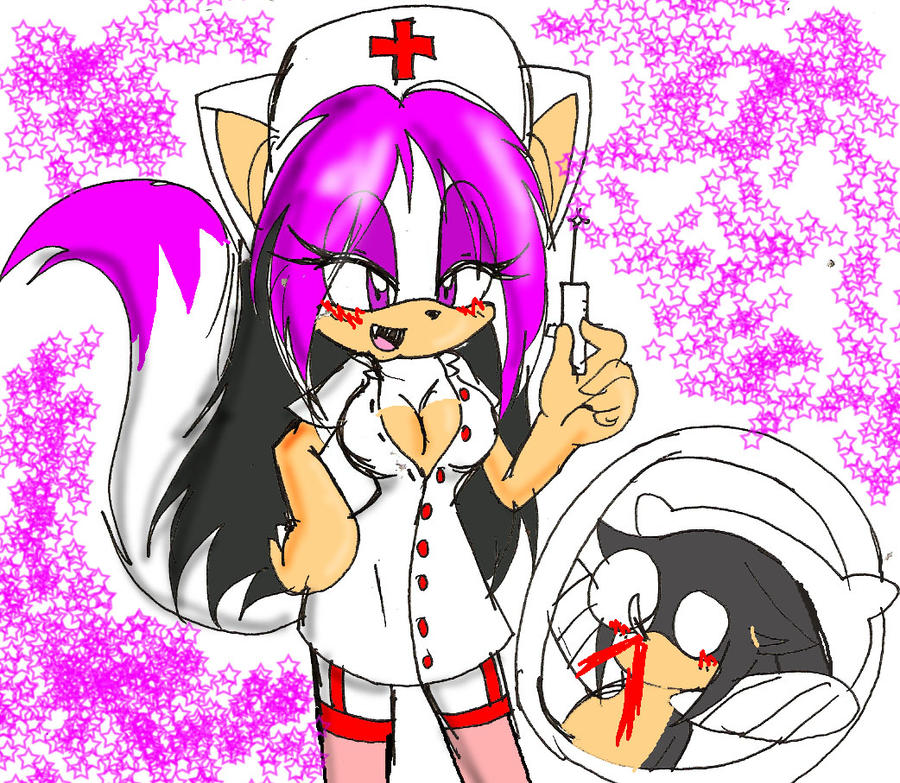 Sexy Nurse Rq By Laurypinky972 On Deviantart-1681