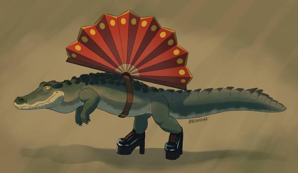 100% Accurate Spinosaurus