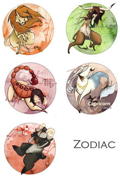 Zodiac: Half
