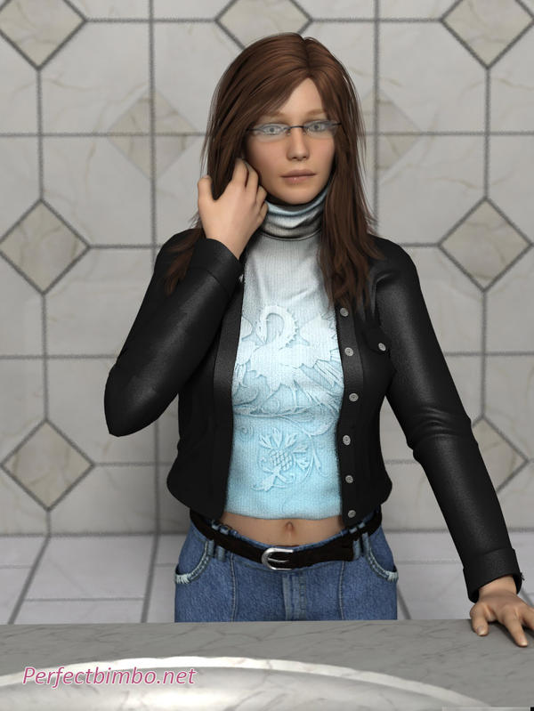 Undercover Doll 6 by Dollproject
