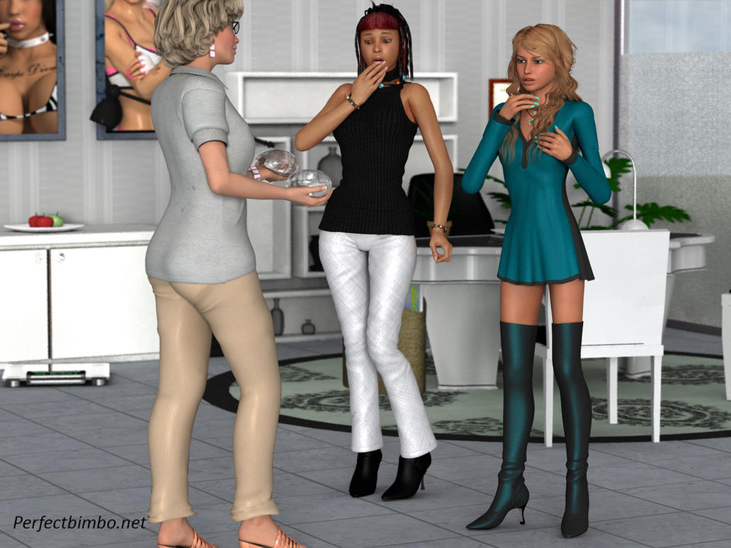 Choosing the implants by Dollproject