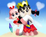 Kirby 64: Ripple Star Fairies
