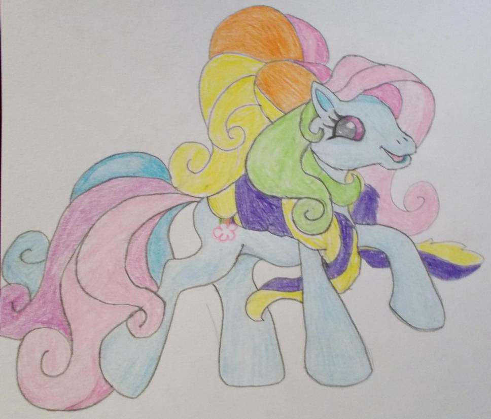 Show off your Artwork My_little_pony_drawing_by_friesianloverl2k-d5vm4vr