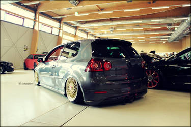 Tuning Days 2012 - No. 2 // VW Golf MK5 by DataExe