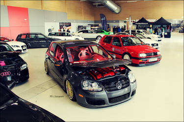 Tuning Days 2012 - No. 3 // VW Golf MK5 by DataExe