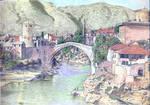 Mostar, Bosnia and Herzegovina (1970)