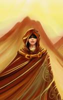 cloak by sarrahfm