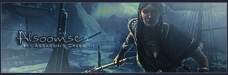 Signature - Alsoomse ~ AC III by Emy-Liddell