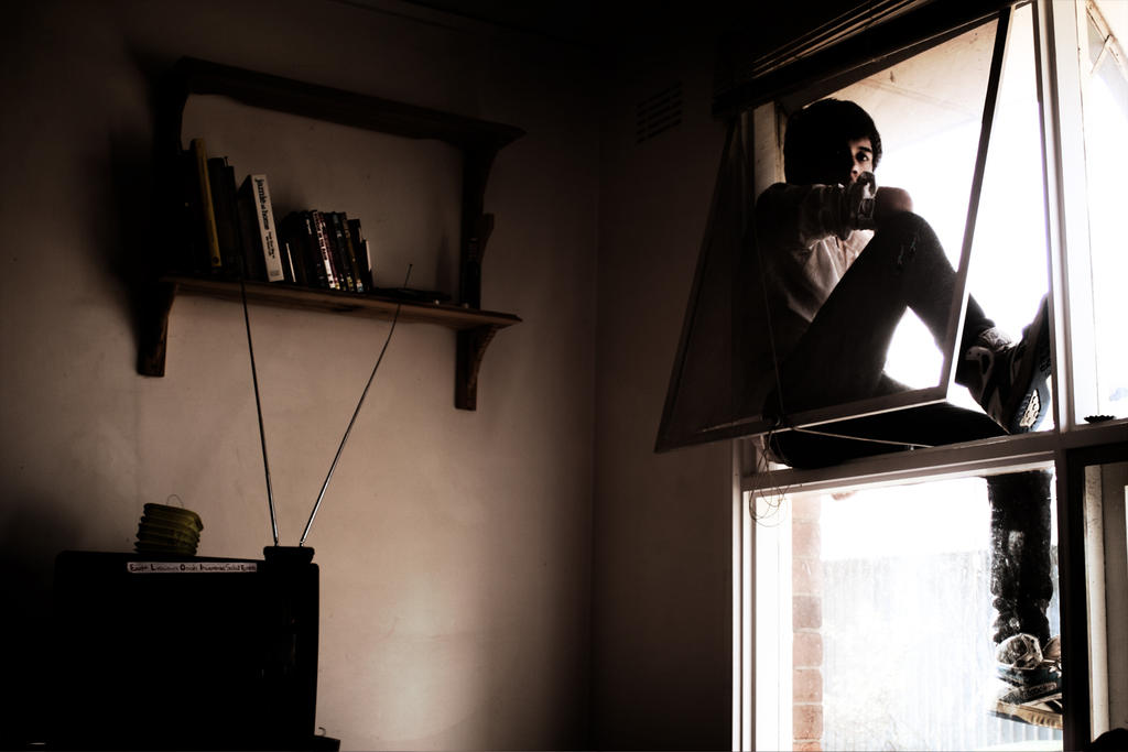 Living Room by drifterManifesto