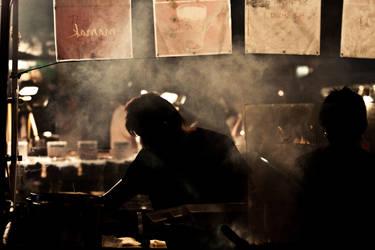 Smokey Foodsufffs by drifterManifesto
