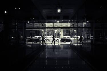 The Gentleman's Arcade. by drifterManifesto