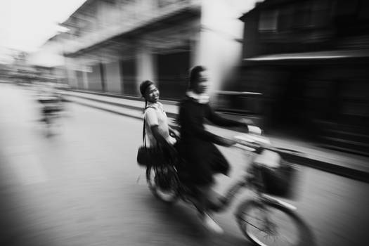 Speedy on the Street