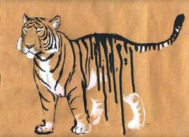 tiger by littlelionpaw