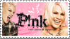 Pink stamp by Andromeva