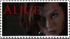 Resident evil Retribution stamp by Andromeva