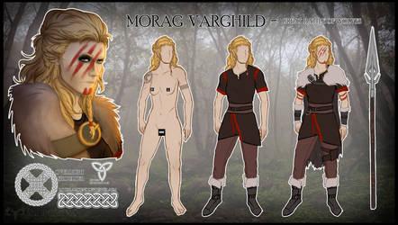 - Morag Varghild - by Andromeva