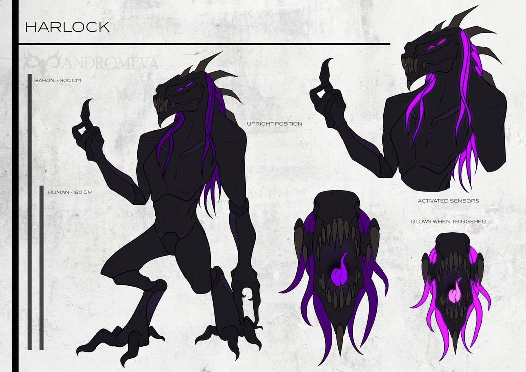 Harlock - Species Sheet