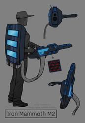 [COM] Iron Mammoth M2