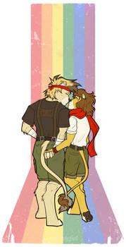 ShujAlice's Pride