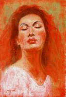 Boadicea, My Queen. by chalk42002
