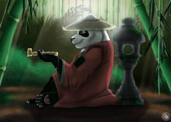 Bamboo by CheetagonZita