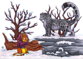 Winter is coming by CheetagonZita