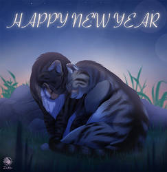 Serene New Year
