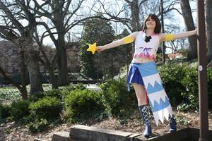 Fairy Yuna : Kingdom Hearts II