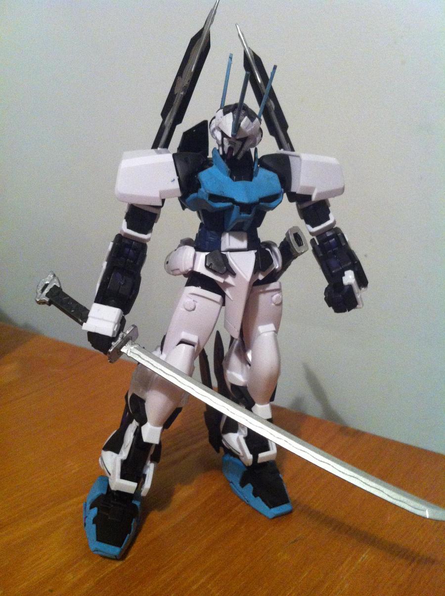Gundam Astray Mirage V by DarthDizzle