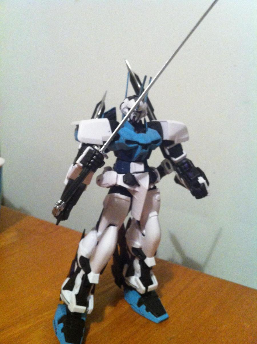 Gundam Astray Mirage VI by DarthDizzle
