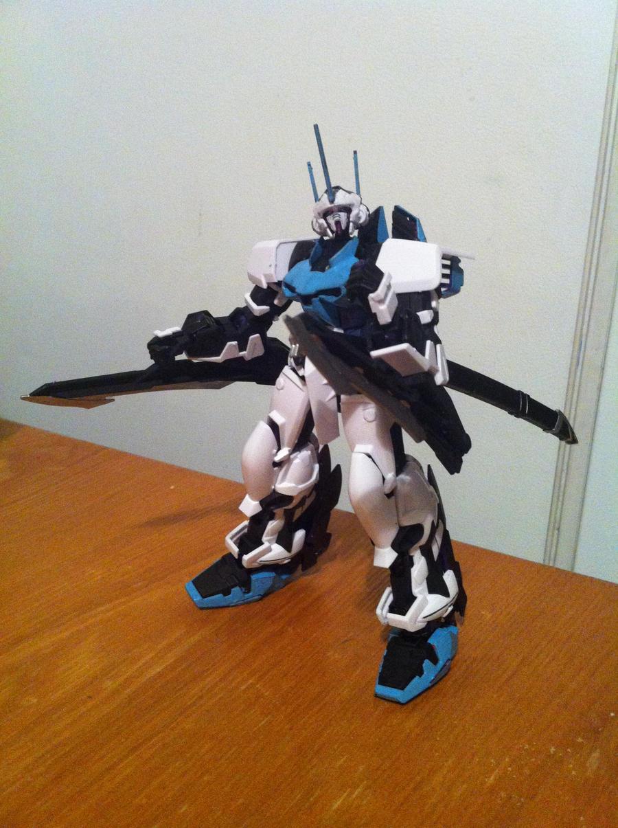 Gundam Astray Mirage VII by DarthDizzle