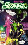 Green Lantern - Gender Wars 5