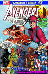 Avengers - FC 10 by The-Demon-Etrigan