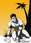 Jungle Boy Stalking