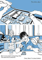 Homebrew Electronics by SkyFitsJeff
