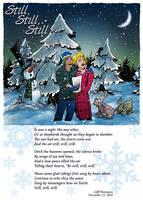 2015 Christmas Card - Still, Still, Still