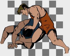 Study: Wrestling