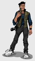 Character Design: Photographer