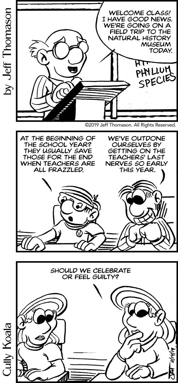 Should we Celebrate or Feel Bad?