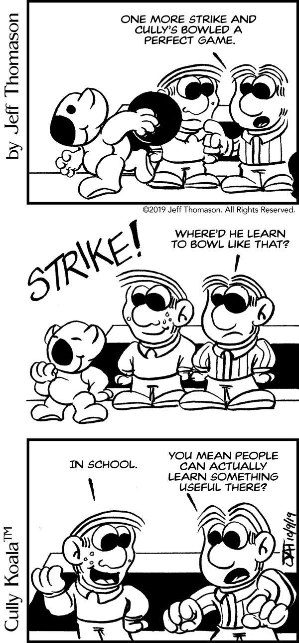 Learn Stuff in School?