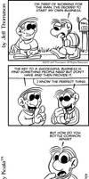 Comic - Bottle Common Sense