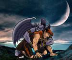 WK Wrestles The Bat Dude